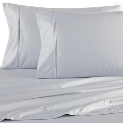 Perfect Touch 625-Thread-Count King Deep Pocket Sheet Set in Ice