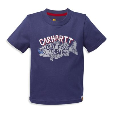Navy Short-Sleeve Shirt