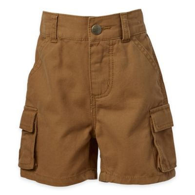 Carhartt® Size 18M Canvas Cargo Short in Brown