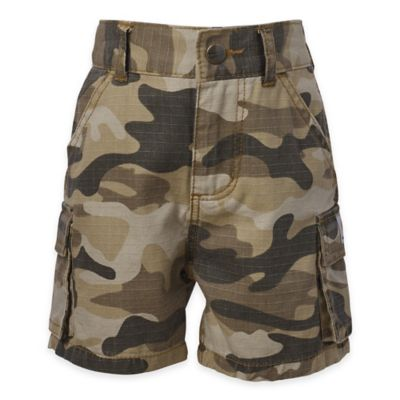 Carhartt® Size 12M Camo Cargo Short in Tan