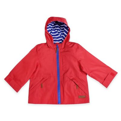 carter's® Size 24M Jersey-Lined Parka in Red