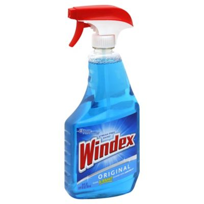 how to clean a mirror without windex