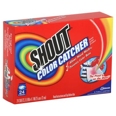 SHOUT Laundry Care