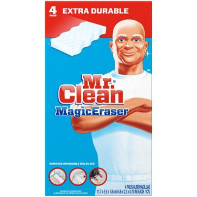 Mr. Clean® 4-Count Magic Eraser Extra Power