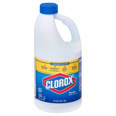 Clorox® 64 oz. Concentrated Regular Bleach