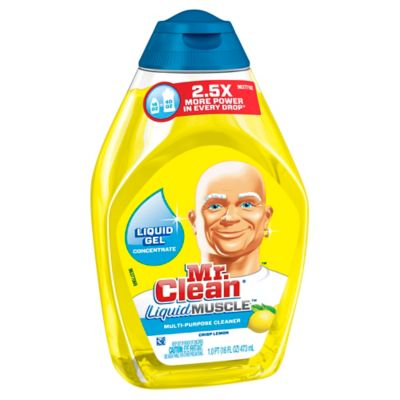 Mr. Clean® 16 oz. Liquid Muscle Multi-Purpose Cleaner in Crisp Lemon