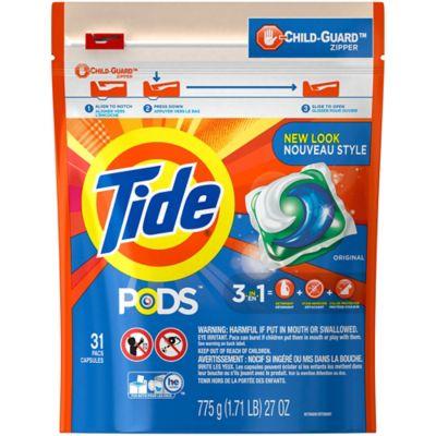 Tide® PODS 31-Count Laundry Detergent in Original