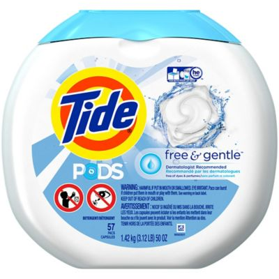 Clear Laundry Detergent