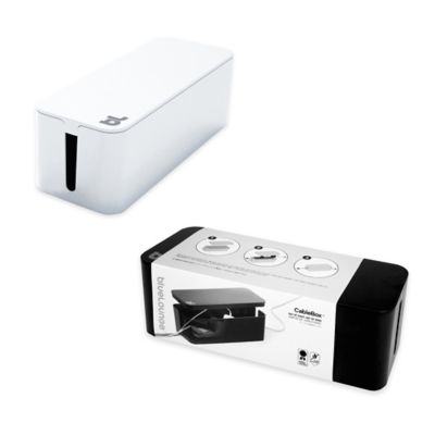 CableBox in White