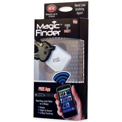 Magic Finder in White
