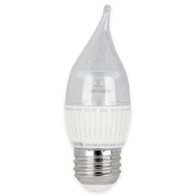 LED Flame Tip Bulbs