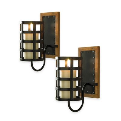 Croscill Cage Sconce (Set of 2)