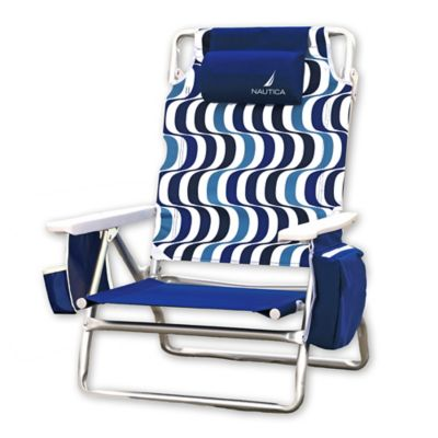 Adjustable Beach Chair