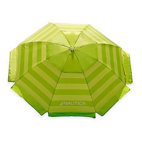 Nautica 174 7 Foot Beach Umbrella Www Bedbathandbeyond Com