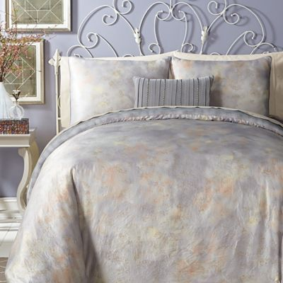 Jessica Simpson Mandalay Crinkle King Comforter Set