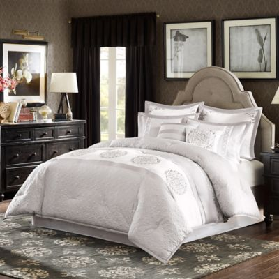 Grey King Size Comforters