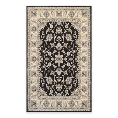 7 10 x 11 2 Brown Area Rug