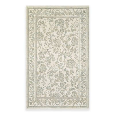 Couristan® Provincia Lakely 2-Foot x 3-Foot 7-Inch Accent Rug in Dew
