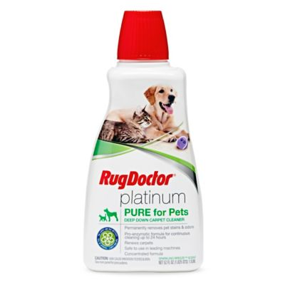 Rug Doctor® 52 oz. Platinum Pure Pet Formula Carpet Cleaner