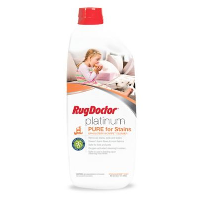 Rug Doctor® 52 oz. Platinum PURE with Oxy Stain Cleaner
