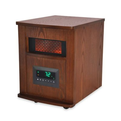 LifeZone Electric Infrared Traditional Heater