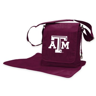 Texas A&M University Messenger Diaper Bag