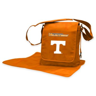 Lil Fan University of Tennessee Messenger Diaper Bag