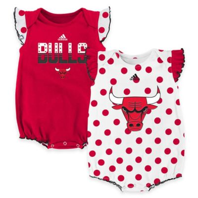 Team Color Bulls Bodysuits
