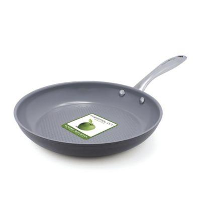 GreenPan™ Lima 3D Love Fish & Veggies 10-Inch Hard Anodized Nonstick Ceramic Fry Pan