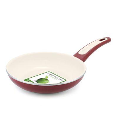 GreenPan™ Focus 8-Inch Nonstick Fry Pan in Burgundy