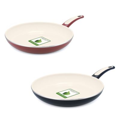 Greenpan Black Fry Pan