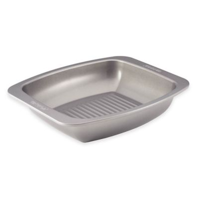 Circulon® Bakeware 16.5-Inch x 14-Inch Nonstick Roaster with Self Rack
