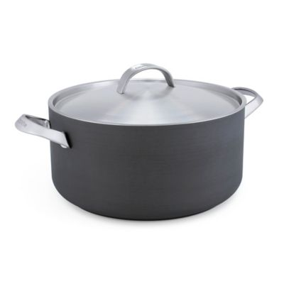 GreenPan™ Paris 5 qt. Hard Anodized Nonstick Covered Casserole in Grey