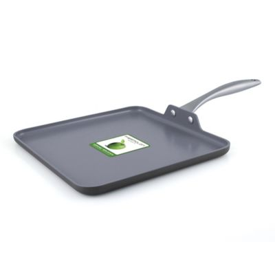 GreenPan™ Lima 11-Inch Hard Anodized Nonstick Ceramic Square Griddle