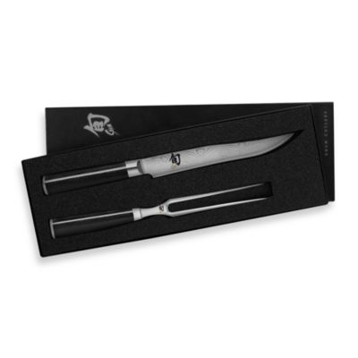 Shun Classic Deluxe 2-Piece Carving Set