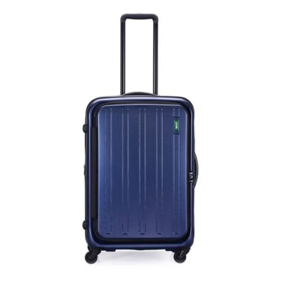 Lojel Hatch 27-Inch 4-Wheel Expandable Spinner in Navy Blue