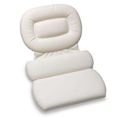 Three-Panel Bath Pillow