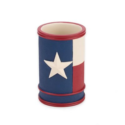 Avanti Texas State Flag Tumbler in Red/White/Blue