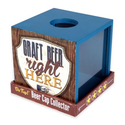 On Tap! Beer Cap Collector