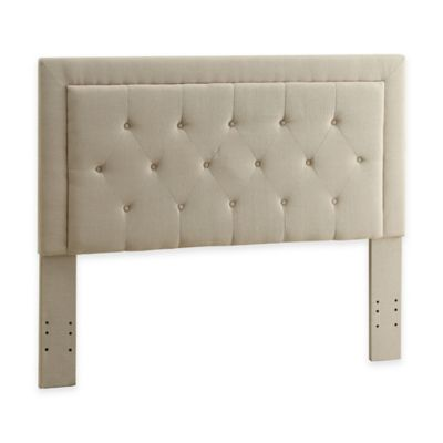Clayton Full/Queen Headboard in Charcoal