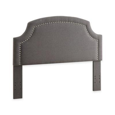 Regency Full/Queen Headboard in Charcoal