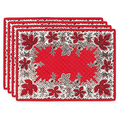Bed Bath And Beyond Quilted Placemats