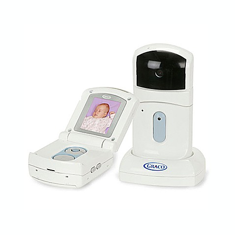 graco imonitor video monitor 2 0 buybuy baby. Black Bedroom Furniture Sets. Home Design Ideas