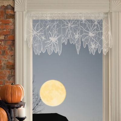 Heritage Lace® Creepy Crawly 60-Inch x 22-Inch 4-Way Decoration in Goldenrod