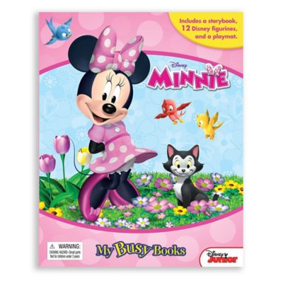 Disney® Minnie My Busy Book