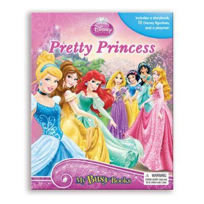 Disney® Pretty Princess My Busy Book