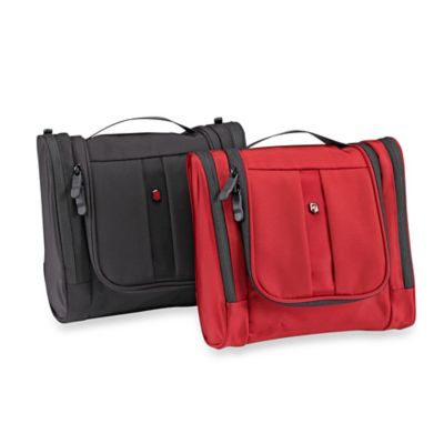 Victorinox Large Essentials Case with Hanging Hook in Red
