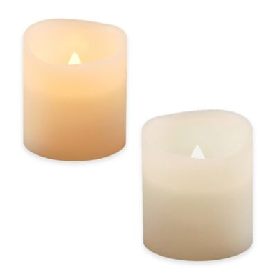 Christmas Candles For Outdoor Use