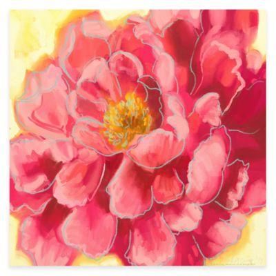 Fresh Bloom II Canvas Wall Art