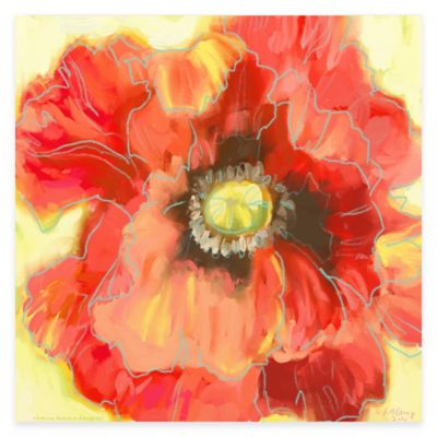 Fresh Bloom I Canvas Wall Art
